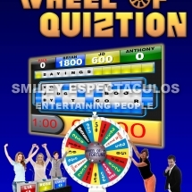 POSTER WHEEL OF QUIZTION 2016