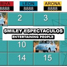 concurso tv Seat quiztion 104
